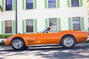 1971 Corvette - Professional Classic Car Photography