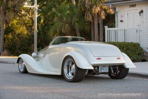 1933 Ford Roadster - Classic Car Photography