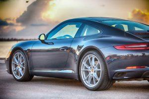 2017 Porsche 911 - Classic car photography