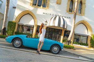 1957 MGA - Classic Car Photography
