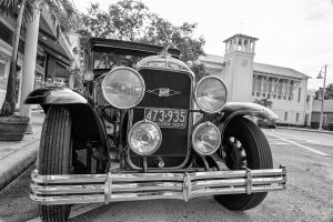 1929 Buick Sedan - Classic Car Photography