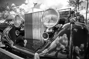 Rolls-Royce - Professional Classic Car Photography