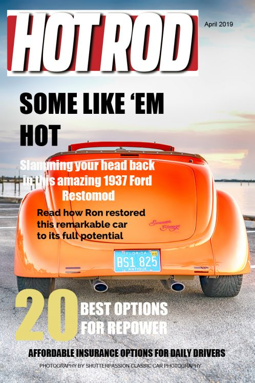 1937 Ford Mag Spoof