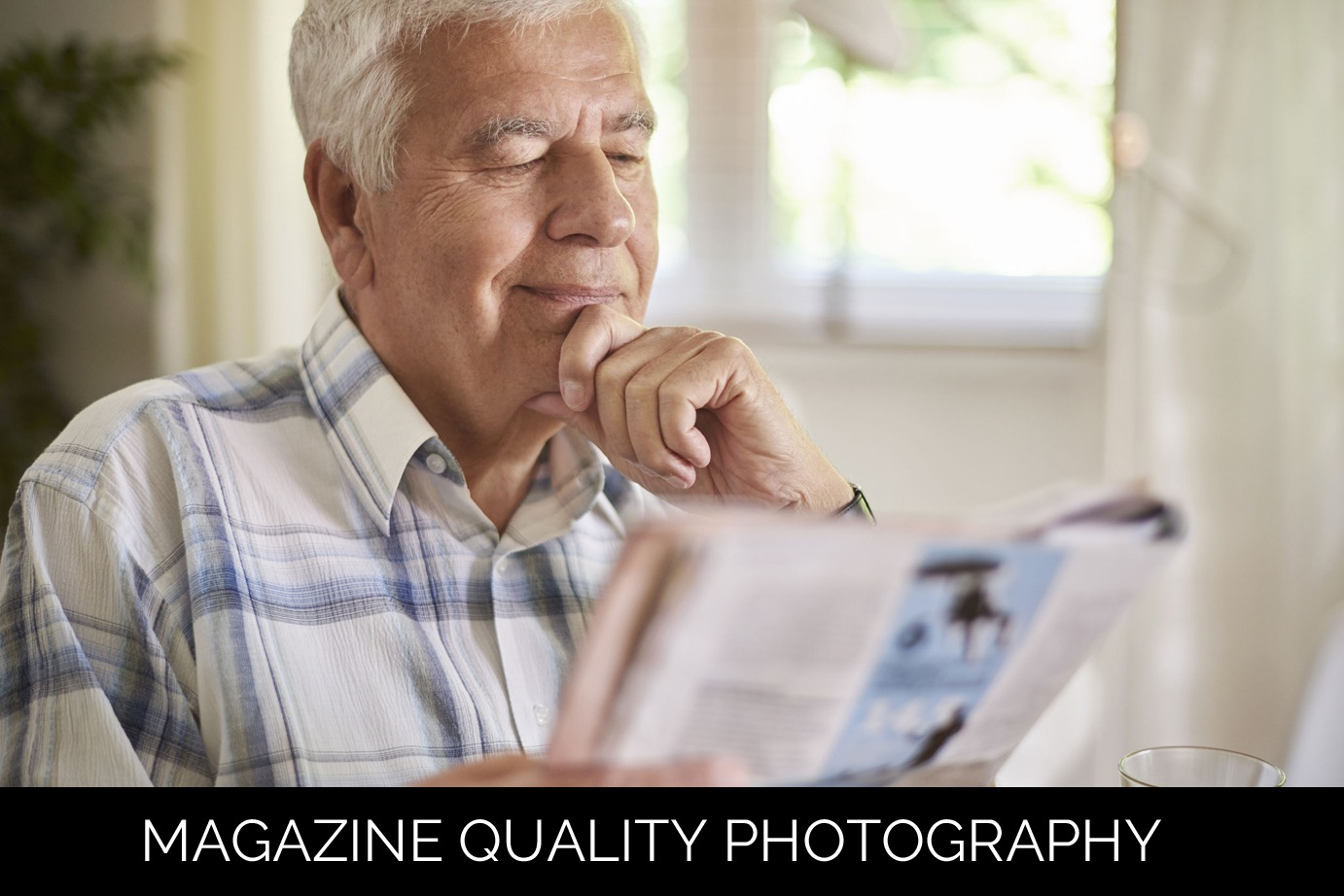 Magazine Quality Photography