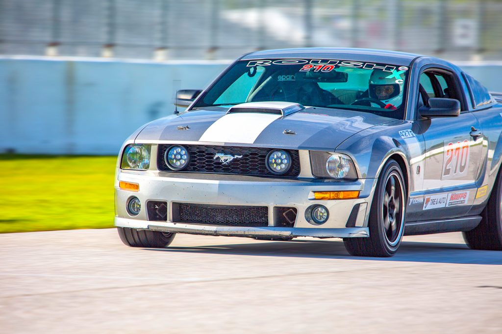 Palm Beach International Raceway 8/3/2019 - Ford Mustang